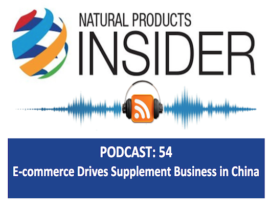 Natural Products insider Podcast 54 China E-commerce 2017-03-10